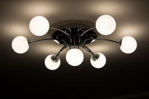 Svietidlá s viacerými žiarovkami