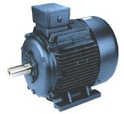 Medium voltage electric motor and gearbox