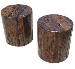 Hnedá farba na drevo