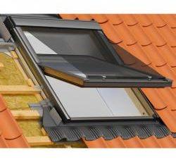 Strešné okná z plastu