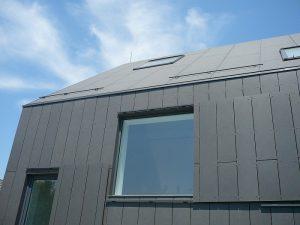 Strešné okná na netypickú strechu